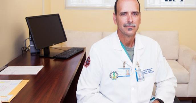 Vive sus días luchando contra el cáncer de hueso en Puerto Rico