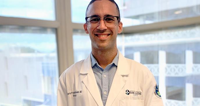 Joven presenta rara patología trombótica y aortoilíaca en Puerto Rico