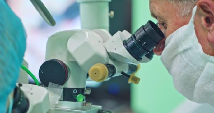 Escanear el cristalino del ojo podría predecir la diabetes tipo 2 y la prediabetes