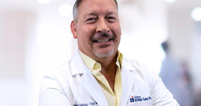 Dr. Rodríguez, el especialista con más bajas tasas de mortalidad en cirugía de corazón en la isla